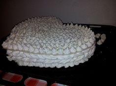 Penová torta (fotorecept) - obrázok 5 20 Min, Russian Recipes, Polish, Cakes, Merengue, Vitreous Enamel, Cake Makers, Kuchen, Cake