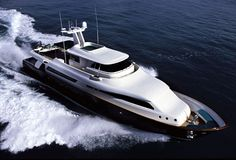Ferretti Navetta 30 Yacht  Yep I could totally enjoy this!!!