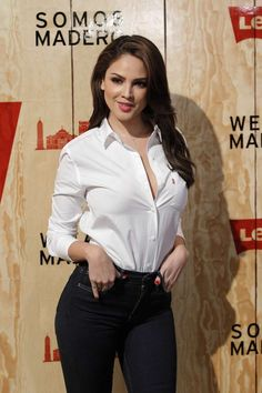 Eiza Gonzalez: Levis Store Opening in Mexico City