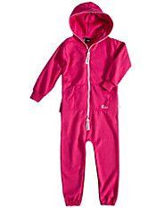 Jumpsuit - IE8982 - Kirsikanpunainen - Jumpsuit - Vaatteet lastenvaatteita - NELLY.COM Muotia online