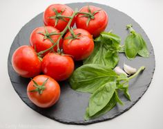 ... & healthy, Vegan & Gluten Free Fresh Tomato & Basil sauce recipe