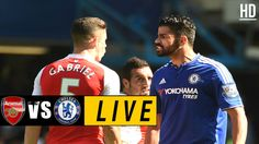 Arsenal vs Chelsea LIVE - May 27, 2017