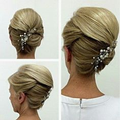 Mother Of The Bride Updos For Hair Pinterest Mothers And