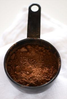 Cocoa Powder #minimalistbaker