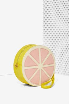 Sweet Grapefruit Bag - Accessories   Bags + Backpacks   Accessories   All   Back In Stock