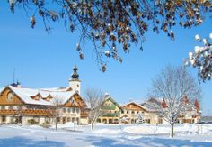 Our Bavarian Inn Lodge is nestled along the Cass River in Michigan's number one tourist attraction - Frankenmuth. Frankenmuth Bavarian Inn, Frankenmuth Michigan, Detroit Michigan, Saginaw Valley, Birch Run, Christmas Town, Merry Christmas, Michigan Travel, Beach Town