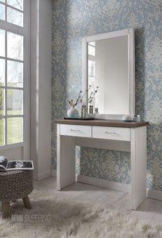 Toaletka z lustrem Eleganza