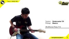 Line6 Variax 300...tutte le più famose chitarre al mondo in un solo strumento!