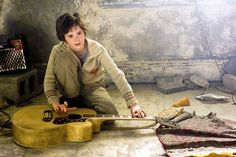 Music is all around us. All you gotta do is listen - August Rush