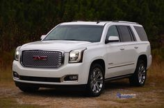 The first look at the 2015 #Yukon #Denali come see it at @woodwheaton