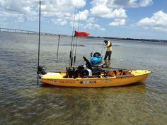 11 Essential Saltwater Kayak Fishing Tips For Newbies. - saltwater kayak fishing tips - Kayak Fishing Gear, Saltwater Fishing Gear, Trout Fishing Tips, Bass Fishing Lures, Bass Fishing Tips, Best Fishing, Fishing Boats, Fly Fishing, Kayaking Gear