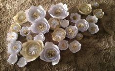 Paper flowers! Lovely