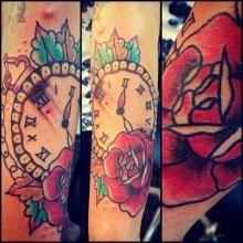 Alessandro Ax Lanzafame - Old School Tattoo   Big Tattoo Planet
