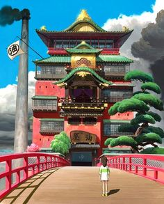 Subtle symbolism in Spirited Away that you wouldn't know unless you know Japanese AND Japanese history Big Ben, Building, Travel, Construction, Buildings, Voyage, Viajes, Civil Engineering, Traveling