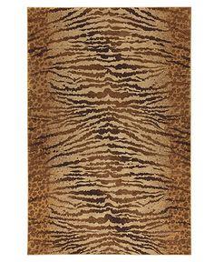 Karastan Area Rug, Studio by Karastan Carmel Palmero Chestnut - Shop All Rugs - Rugs - Macy's Rug Studio, Buy Rugs, My Furniture, Pattern And Decoration, Zebras, Throw Rugs, Rugs In Living Room, Rugs On Carpet, Carpets