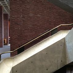 Detail from Cleo Rogers Library, by I.M. Pei   photo by Jonathan Nesci