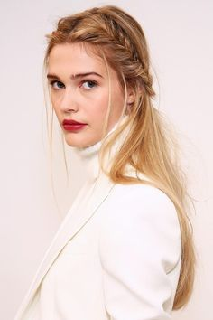 Hairstyles for long hair - Long Hair Trends, Ideas & tips 2016 (Glamour.com UK)