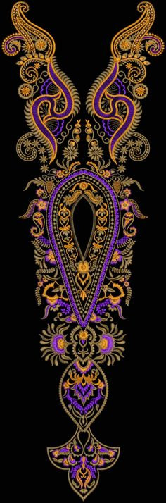 Latest Embroidery Designs For Sale, If U Want Embroidery Designs Plz Contact (Khalid Mahmood, +92-300-9406667)  www.embroiderydesignss.blogspot.com  Design# Gultar13