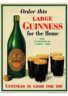 Eight of the most outlandish food health claims Guinness advert Guinness Advert, Irish Beer, Old Advertisements, Beer Packaging, Pomegranate Juice, Old Ads, Best Beer, Beer Lovers, Good Things