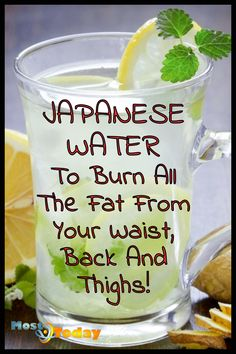 Japanese water to burn all the fat off your waist, Bac - Detox Soup Cabbage Weight Loss Meals, Weight Loss Water, Weight Loss Drinks, Weight Loss Smoothies, Fast Weight Loss, Healthy Weight Loss, How To Lose Weight Fast, Drinks To Lose Weight, Juice Cleanse Recipes For Weight Loss