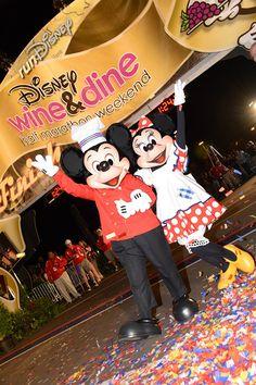 A Taste of Disney Wine & Dine Half Marathon Weekend | Official runDisney Blog