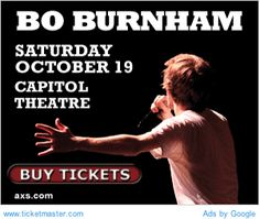 Bo Burnham | Web Advertisement |  YouTube