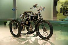 Toyota Automobile Museum|1898 De Dion-Bouton1 3/4 HP