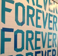 DY-ing for Matthew Heller // forever // artwork // wall decor