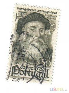 Vasco da Gama (1468-1524 morre em Cochim-Índia) Navegador português que nos DESCOBRIMENTOS encontrou o Caminho Marítimo para a Índia.