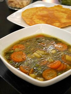 Zupa jarzynowa – stawia na nogi! » healthy plan by ann