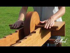Grand jeu en bois : La Meule