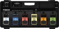 Guitar Floor Multi Effects Pedal Board Guitar Bass Keyboard Music Amp Pick New