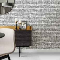 The Property Brothers Have A New Line Of Self Adhesive Wallpaper At Lowe S Peel And Stick Wallpaper Wallpaper Shelves Lowes Wallpaper