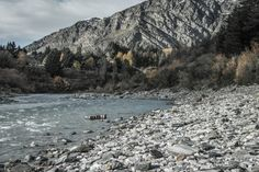 Just around the corner is the Shotover River, once on e of the worlds wealthiest rivers due to the discovery go gold. New Zealand South Island, Professional Photographer, Rivers, Landscape Photography, Discovery, Corner, Tours, Explore, World