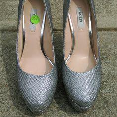 Guess heels Brand new never worn guess stilettos Guess Shoes Heels