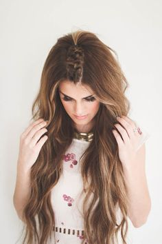 The Mohawk-Inspired Wedding 'Do We're Obsessed With | Free People Blog #freepeople