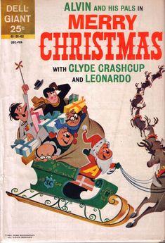 Rankin/Bass-historian: CHRISTMAS COMIC BOOKS