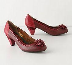 A Proper Bostonian: Shoes? Or Art?