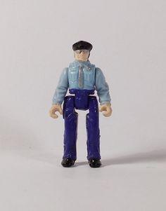 Mini Police Figure - 3cm Tall - Micro Machines ?  (1)