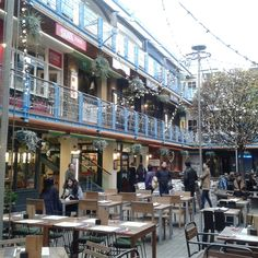 Kingly Court, Carnaby St