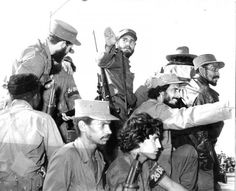 El regreso de Fidel › Granma - Órgano oficial del PCC