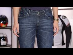 0f55b597dc4 Alpinestars Women s Daisy Jeans Review at RevZilla.com - YouTube Women s  Jeans
