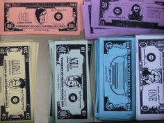 Teaching kids about money... and working for it!