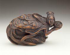 Heavenly Spirit: Karyobinga Kyokusen early 19th century