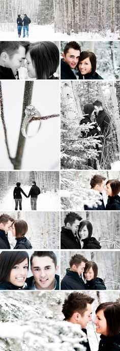 Ideas For Photography Poses Family Winter Engagement Shoots Winter Engagement Photos, Engagement Couple, Engagement Shoots, Wedding Engagement, Engagement Ideas, Outdoor Engagement Pictures, Wedding Couple Pictures, Wedding Pics, Wedding Couples