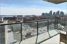 East Lofts, Toronto - Photos Toronto Photos, Lofts, Terrace, Space, Loft Room, Balcony, Floor Space, Loft, Porch
