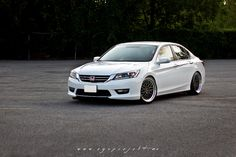 2014 Honda Accord Sport CVT \\ Tuned in