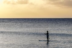 Stand-Up Paddleboarding in Anguilla