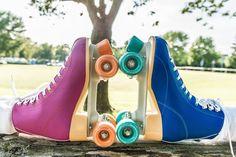 Hudora Disco Patins à roulettes: Amazon.fr: Sports et Loisirs
