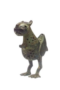 A Khorasan bronze Incense Burner Persia, 11th/12th Century